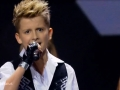 Ilya Volkov 2013 Scan from video Junior eurovision  (18)