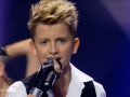Ilya Volkov 2013 Scan from video Junior eurovision  (2)